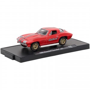 Miniatura - 1:64 - 1966 Chevrolet Corvette 427 - Auto - Drivers - M2 Machines