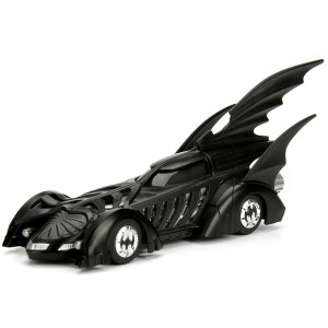 Miniatura - 1:32 - Batman Forever Batmobile - Batman Series - Jada Toys
