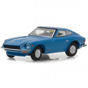 Miniatura - 1:64 - 1970 Datsun 240Z - Mecum Auctions - Greenlight