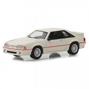 Miniatura - 1:64 - 1989 Ford Mustang 5.0 - Anniversary Collection 7 - Greenlight