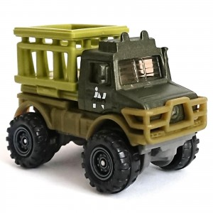 Matchbox - '97 Mercedes - Benz Unimog U1300 - Jurassic World - GDN82
