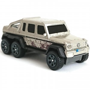 Matchbox - Mercedes - Benz G63 AMG 6x6 - Jurassic World - GDP01