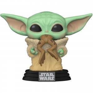 Funko Pop - The Child with Frog - Star Wars The Mandalorian