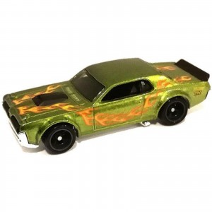 Hot Wheels - '68 Mercury Cougar - Super T-Hunt - FYG19