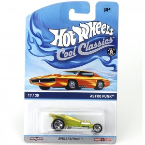 Hot Wheels - Astro Funk - Cool Classics - BDR38