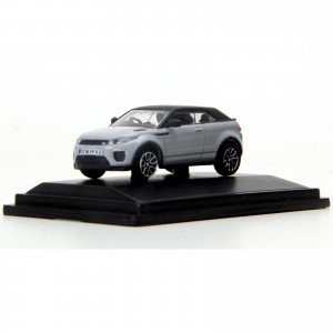 Miniatura - 1:76 - Range Rover Evoque Convertible - Baltoro Ice - Oxford