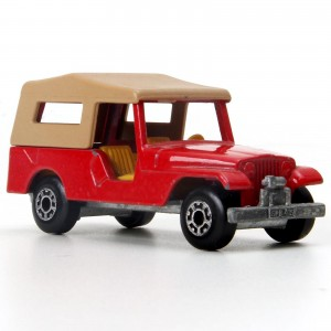 Matchbox - Jeep CJ-6 - Superfast - MB53