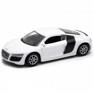 Miniatura - 1:64 - Audi R8 V10 - California Minis - Welly