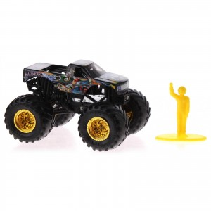 Miniatura - 1:64 - Monster Truck Bad News - Monster Jam