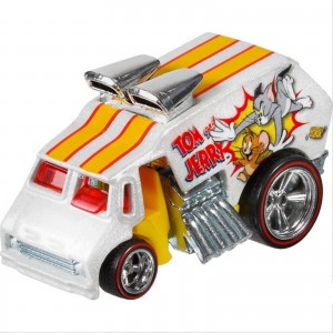 Hot Wheels - Cool - One - Tom and Jerry - Pop Culture - BDR61