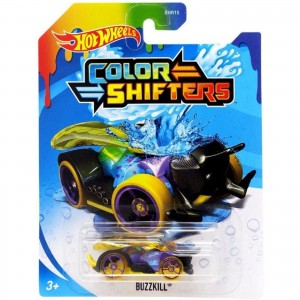Hot Wheels - Buzzkill - Colour Shifters - BHR56