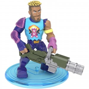 Mini Figura - Brite Gunner - Fortnite: Battle Royale Collection