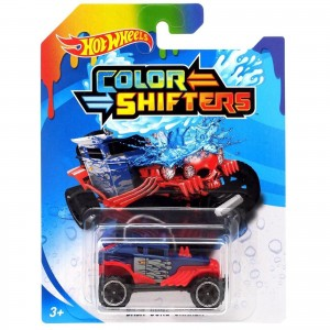 Hot Wheels - Baja Bone Shaker - Colour Shifters - CFM28