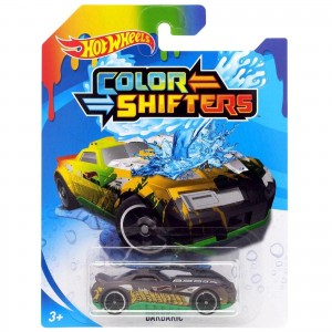 Hot Wheels - Barbaric - Colour Shifters - CFM45