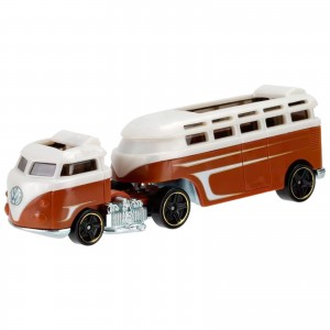 Hot Wheels - Caminhão Custom Volkswagen Hauler - CGJ44