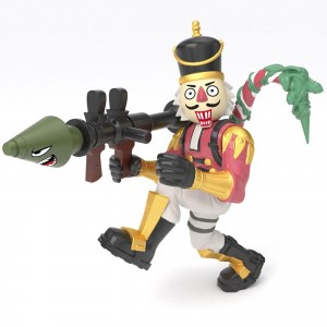 Mini Figura - Crackshot - Fortnite: Battle Royale Collection