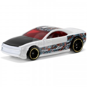 Hot Wheels - Muscle Tone - DHX01