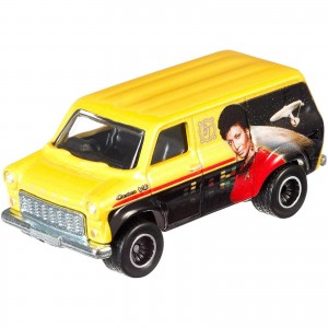 Hot Wheels - Ford Transit Supervan - Star Trek - Pop Culture - DJG78