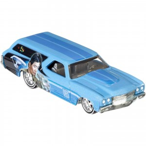 Hot Wheels - '70 Chevelle Delivery - Star Trek - Pop Culture - DJG79
