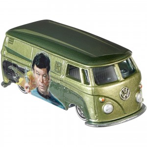 Hot Wheels - Volkswagen T1 Panel Bus Kombi - Star Trek - Pop Culture - DJG82