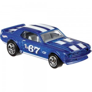 Hot Wheels - 1967 Ford Mustang Coupe Ford Performance - DJK86