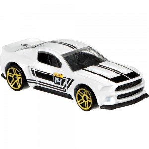 Hot Wheels - Custom 2014 Ford Mustang Ford Performance - DJK91