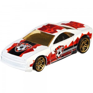 Hot Wheels - Muscle Tone - DJL39 - Série UEFA