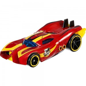 Hot Wheels - Prototype H - 24 - DJL42 - Série UEFA