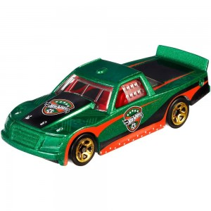 Hot Wheels - Circle Tucker - DJL44 - Série UEFA