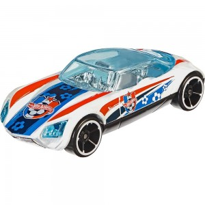 Hot Wheels - Avant Garde - DJL46 - Série UEFA