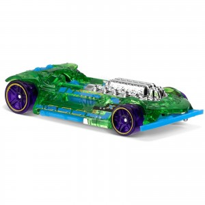 Hot Wheels - X - Steam - DTY10