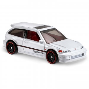 Hot Wheels - 1990 Honda Civic EF - DVB00