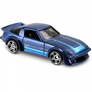 Hot Wheels - Mazda RX - 7 - DVB01