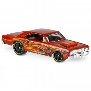 Hot Wheels - Dodge Dart 1968 - DVB77