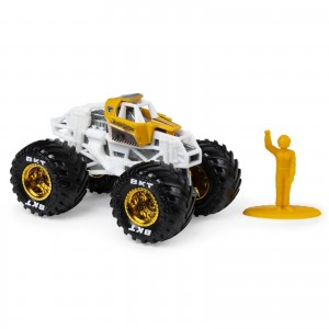 Miniatura - 1:64 - Monster Truck Earth Shaker - Monster Jam