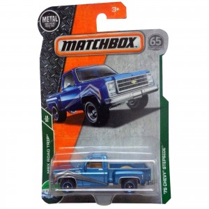 Matchbox - '75 Chevy Stepside - FHH04