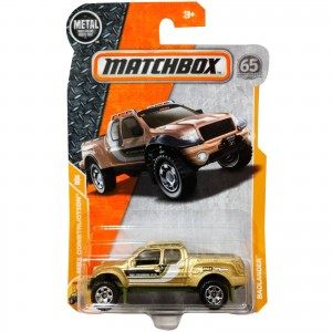Matchbox - Badlander - FHH55