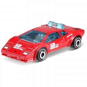 Hot Wheels - Lamborghini Countach Pace Car - FJV79
