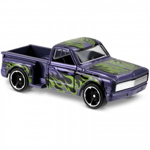 Hot Wheels - Chevy Pickup 1969 Custom - FJW60