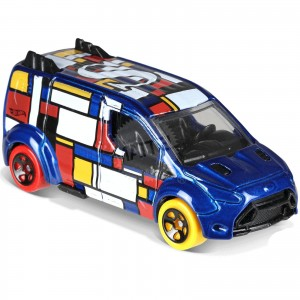 Hot Wheels - Ford Transit Connect - FJW76