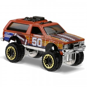 Hot Wheels - Chevy Blazer 4x4 - FJY31
