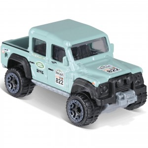 Hot Wheels - 15 Land Rover Defender Double Cab - FJY55
