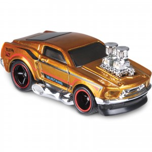 Hot Wheels - '68 Mustang - Super T-Hunt - FKB39