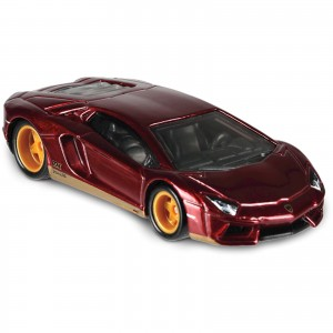 Hot Wheels - Lamborghini Aventador LP700-4 - Super T-Hunt - FKB50