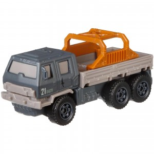 Matchbox - Off-Road Rescue Rig - Jurassic World - FMX05