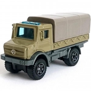Matchbox - Mercedes - Benz Unimog U 5020 - Jurassic World - FMX09