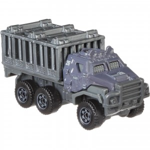 Matchbox - Armored Action Transporter - Jurassic World - FMX16