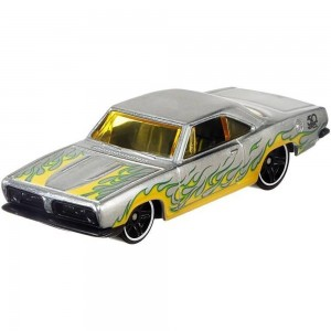 Hot Wheels - 68 Plymouth Barracuda Formula S - Zamac 50 Anos - FRN26