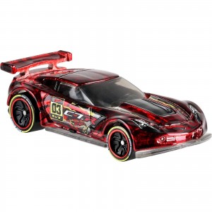 Hot Wheels ID - 2014 Corvette C7.R - FXB04