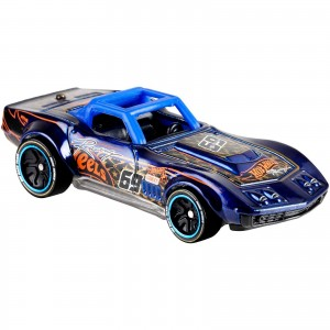 Hot Wheels ID - '69 Corvette Racer - FXB19